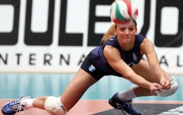 Palmi (RC) – Francesca Moretti rinforzo della Golem Volley Palmi