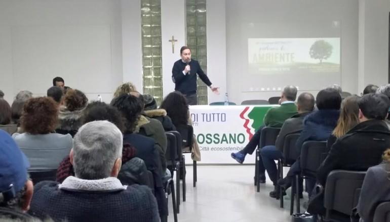 Rossano (CS) – Antoniotti: DEPURAZIONE, DIFFERENZIATA E TECNOLOGIA. L'AMBIENTE IN SEI PUNTI