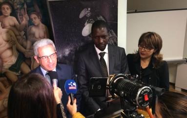 Rende (CS) – Sindaco incontra ministro del Senegal