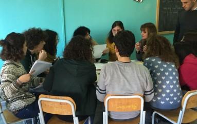 """Corigliano (CS) – Progetto teatro, i Licei al lavoro su """"Sbarchi clandestini"""""""