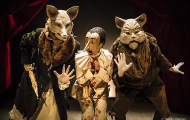 Cosenza – Progetto More: in scena l'11 febbraio il Pinocchio di Zaches Teatro