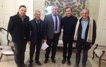 """Rossano (CS) – LUCISANO: """"In attesa di risolvere la situazione della SP 188 costruiamo un percorso alternativo per ilcentro storico per alleviare i disagi dei cittadini""""."""
