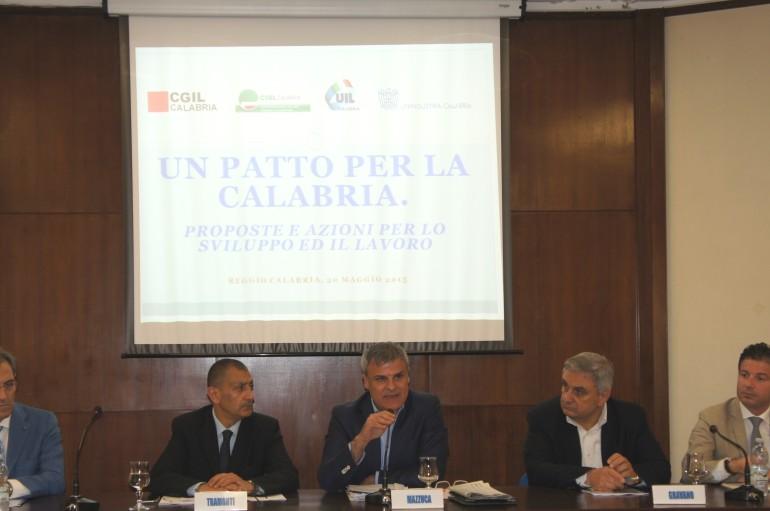 Unindustria Calabria, Cigl, Cisl e Uil: bene i propositi ma è tempo di cambiare passo!