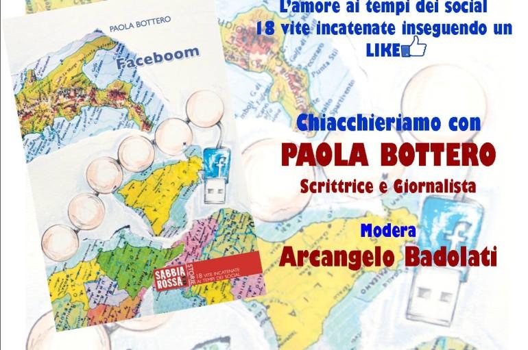 Palmi (RC) – Sabato 20 febbraio la presentazione di Faceboom.