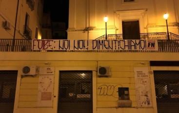 """Lamezia Terme (CZ) – Forza Nuova: """"Foibe, noi non dimentichiamo"""""""