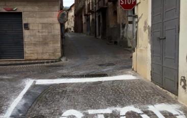 Lamezia Terme – FN: segnaletica nel centro storico
