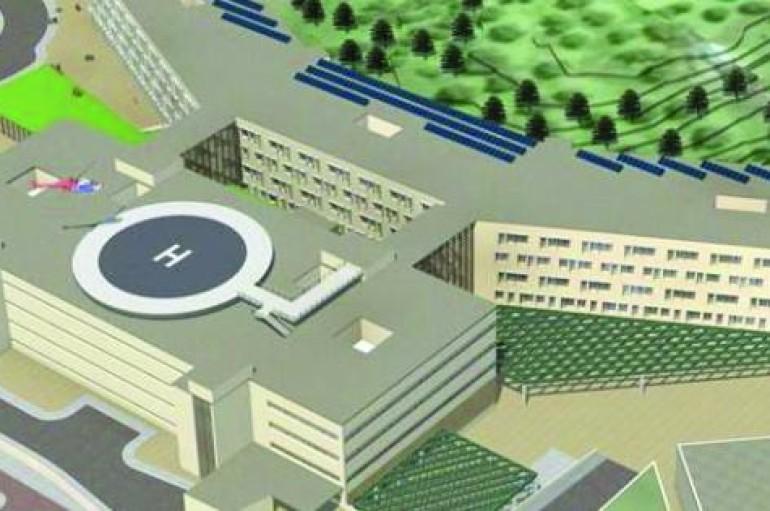 Apertura cantieri nuovo ospedale: solo una trovata elettorale