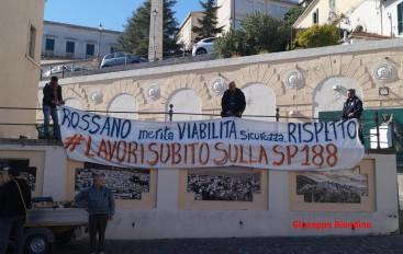 Rossano (CS) – Verdi: S.P. 188, la mobilitazione ha prodotto i suoi effetti