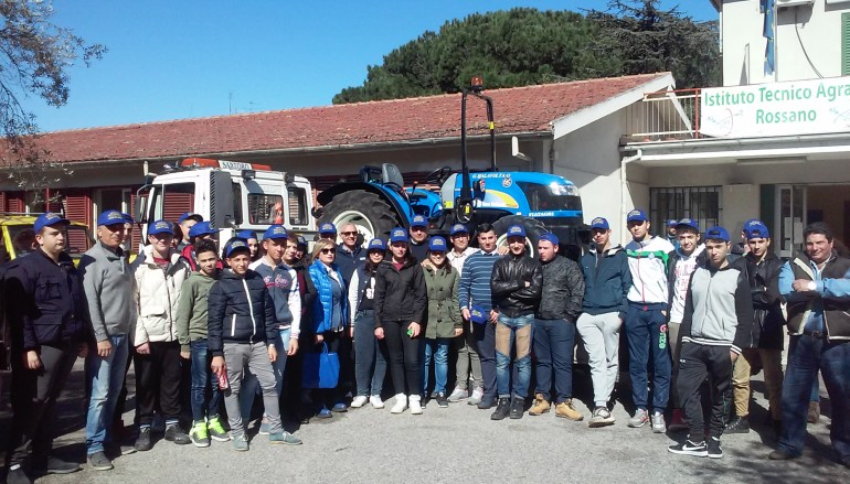 Rossano (CS) – Innovazione all'Istituto Tecnico Agrario