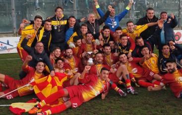 SPORT – Calcio – Sersale nella storia, promosso per la prima volta in Serie D