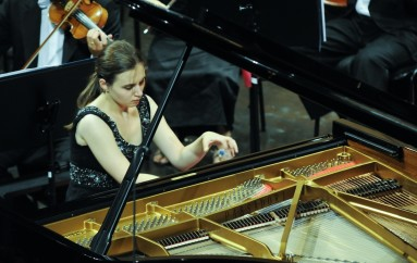 """Rossano (CS): La famosissima pianista russa Anna Bulkina all'XI stagione de """"La Città della Musica"""""""