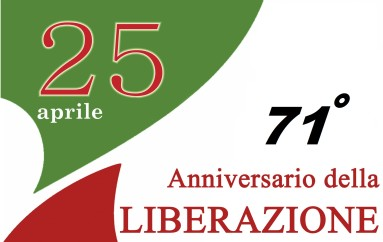 Rossano (CS): 25 Aprile 1945-2016 – 71° ANNIVERSARIO della LIBERAZIONE