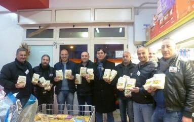 Amendolara (CS): L'associazione Fidelitas acquista una gran quantità di pasta, per devolverla in opera di beneficenza