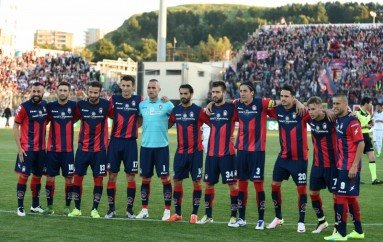 SPORT – Calcio – Serie B – Il Crotone è ad un solo punto dalla prima storica promozione in Serie A – In città l'entusiamo è già alle stelle