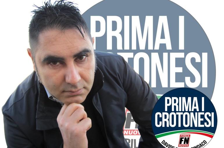 Crotone: Questione immigrazione, il punto di Forza Nuova Calabria