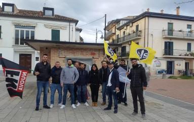 Corigliano Calabro (CS): Forza Nuova, IL 17 APRILE AL #REFERENDUM #VOTASì PER DIRE #STOPTRIVELLE