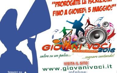 """Reggio Calabria: Prorogate al 5 Maggio le iscrizioni al concorso canoro """"Giovani Voci 2016"""""""
