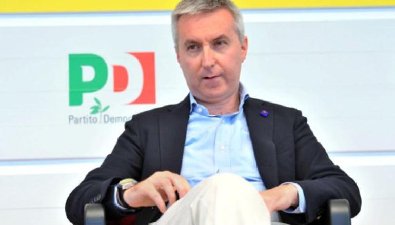 Rossano (CS): L'On.Lorenzo Guerini, Vice Segretario Nazionale del Pd, a sostegno di Stefano Mascaro