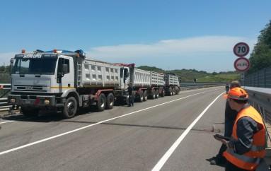 """Gagliato (CZ): Effettuate prove di carico sul viadotto della SS182 """"Trasversale delle Serre"""""""
