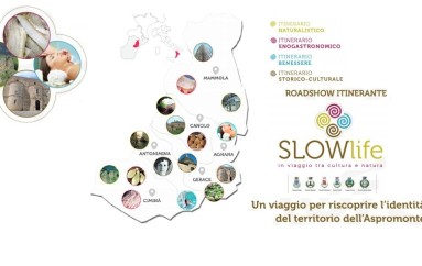 "Gerace (RC): In arrivo il ""Roas Show Slow Life"""