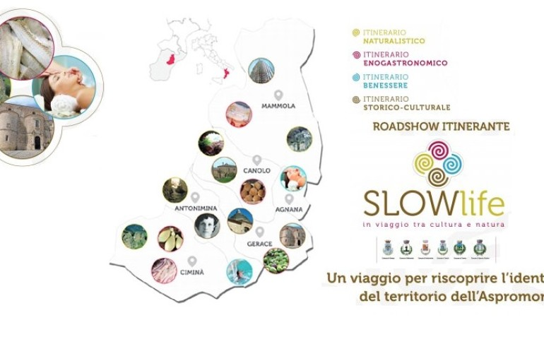 """Gerace (RC): In arrivo il """"Roas Show Slow Life"""""""
