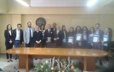Reggio Calabria: Svolta cerimonia di chiusura della scuola di cultura politica