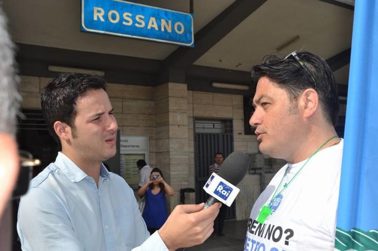"""Rossano (CS) – Trasporti, Rapani (Fdi-An): """"L'orario estivo di Trenitalia per lo Jonio è un oltraggio"""""""