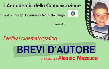 """Montalto Uffugo (CS): In arrivo la III edizione del Festival Cinematografico internazionale """"Brevi d'autore"""""""
