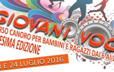 """Reggio Calabria: Primo raduno del concorso canoro """"Giovani Voci 2016"""""""