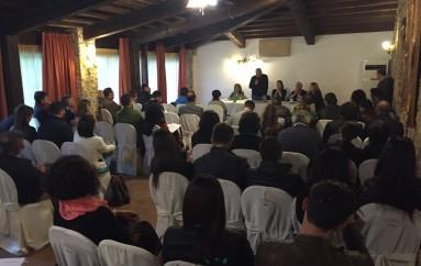 Crotone: Ugo Pugliese incontra i candidati al Consiglio