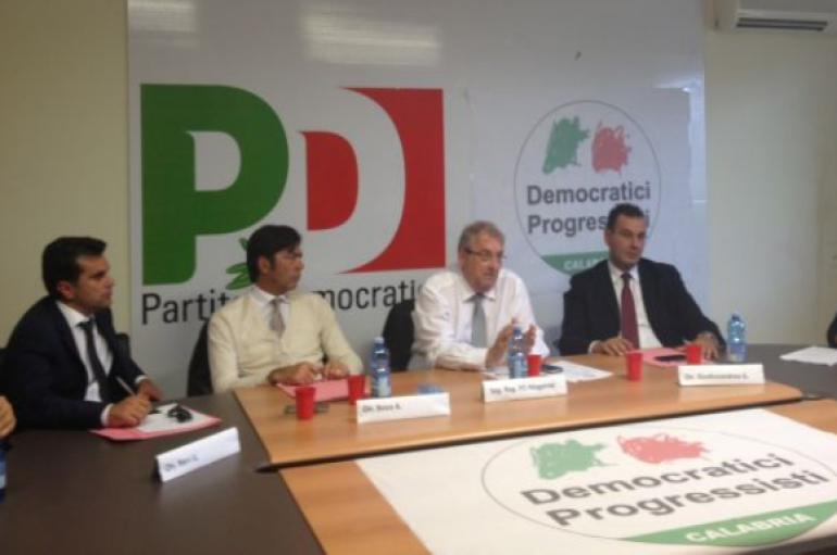 Catanzaro: Svolto incontro tra dirigenti per l'indicazione e la nomina del Coordinamento Regionale Area Pd dei Democratici Progressisti
