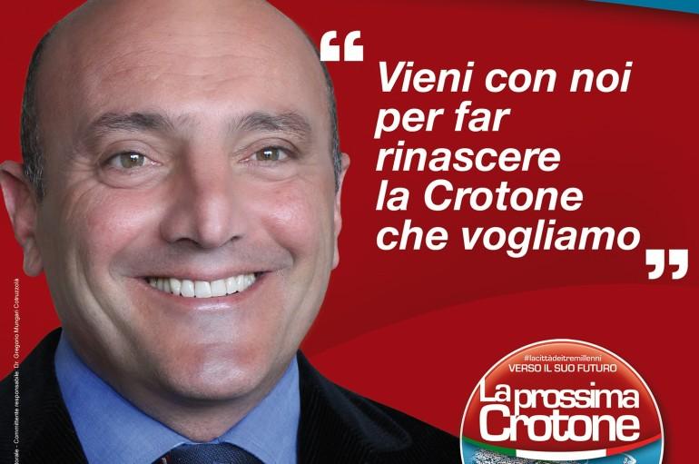 """Crotone """"La Prossima Crotone"""", in arrivo la manifestazione d'apertura campagna elettorale"""