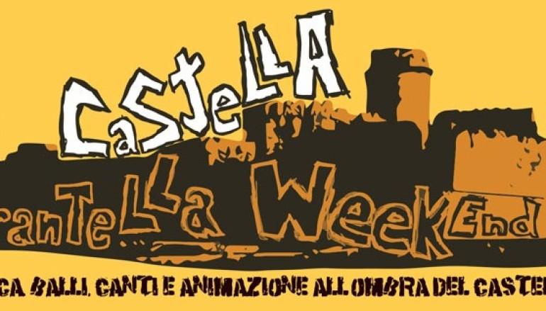 "Le Castella (KR): In arrivo l'evento ""Le Castella Tarnatella WEEK-END"""