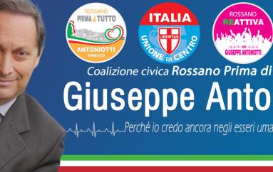 Rossano (CS): PLL, altro importante risultato del governo Antoniotti