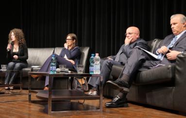 Rossano (CS): Mario Oliverio ed Enza Bruno Bossio a sostegno del candidato a sindaco Stefano Mascaro