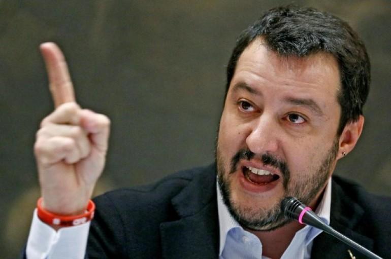 Rossano (CS): Atteso oggi Matteo Salvini in piazza Bernardino Le Fosse