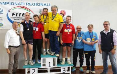 SPORT – Ping Pong – Castrovillari (CS): Svolto campionate regionale veterani