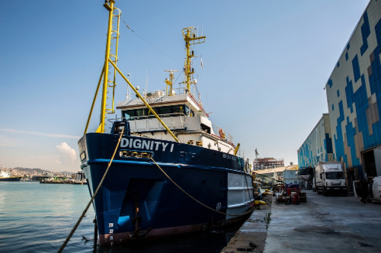 Corigliano Calabro (CS): Previsto per oggi nuovo sbarco di immigrati al porto