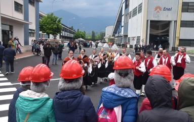 Calabria: Studenti e cittadini in visita alla centrale Enel del Mercure
