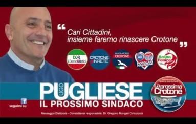 """Crotone – UNICEF – """"Diritti in comune"""" – Sottoscrizione di Ugo Pugliese"""