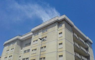 Rossano (CS): In fiamme gli ex Liceo Scientifico e ITIS