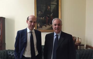 Cosenza: Klaus Algieri, presidente della Camera di Commercio, rappresenta le imprese al Parlamento Europeo