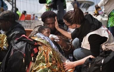 Melito Porto Salvo (RC): Svolta operazione di prima accoglienza migranti
