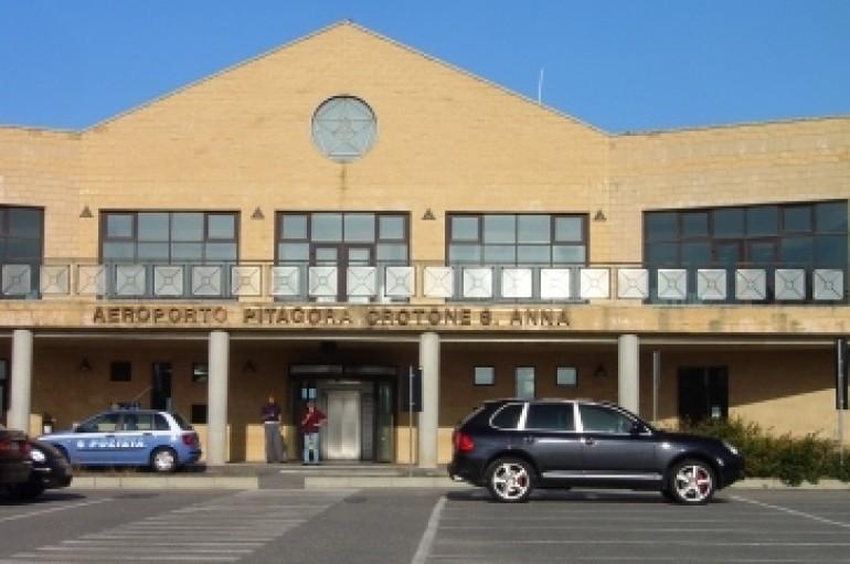 Mobilitazione per l'aeroporto di Crotone