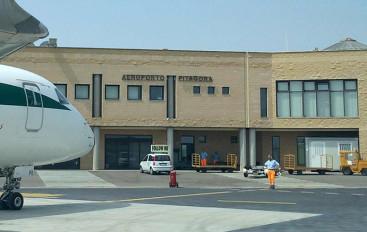 """Crotone: Aeroporto – Francesco Molinaro (IdV): """"Chiusura da scongiurare"""""""