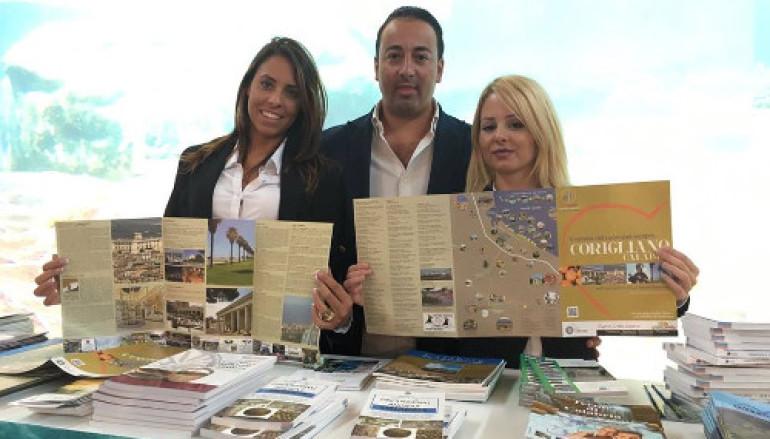 """Corigliano Calabro (CS): L'Associazione """"CORIGLIANOTURISMO"""" alla Fiera Internazionale del Turismo di Rimini"""