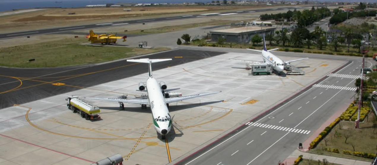 Reggio Calabria: Comunicato stampa sull'Aeroporto dello Stretto