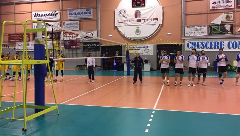 SPORT – Volley – Serie C maschile – Girone di andata autoritario per la Lapietra Volley Rossano