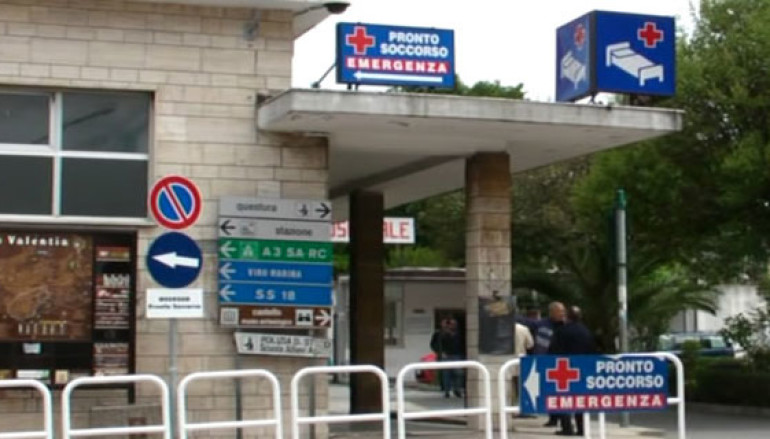 Vibo Valentia – Azione Identitaria Calabria – Annuncio volantinaggio su malasanità