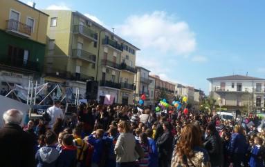 Mirto-Crosia, In Piazza Per Riaffermare Il Valore Della Legalità